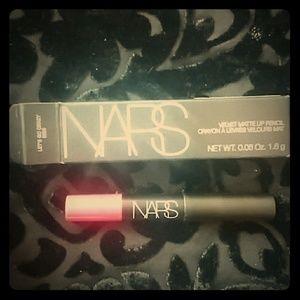 NARS 'Let's Go Crazy' Velvet Matte Mini Lip Pencil
